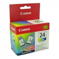 Картридж CANON BCI-24 Color (twin pack) (6882A009)