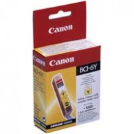 Картридж CANON BCI-6Y (Yellow) (4708A002)