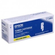 Картридж EPSON AcuLaser C1700/ 1750/ CX17 yellow (C13S050611)